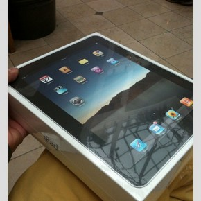 아이패드 iPad Coming Soon! D-27
