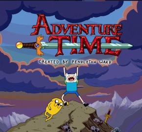 Adventure Time S01 플레이어