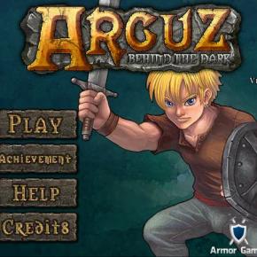 아큐즈(Arcuz) 한글판, 플래시 RPG 게임