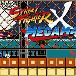 Street Fighter X Mega Man 게임 다운