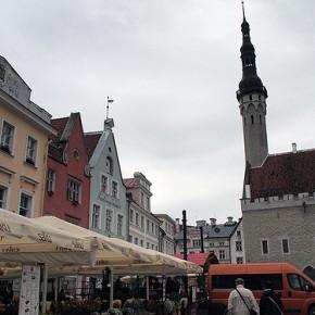 핀란드 여행 – 셋째날 에스토니아 수도 탈린 1편