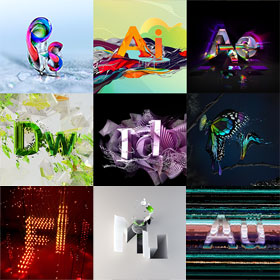 Adobe Creative Cloud - 웹 분야 리뷰