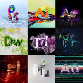 Adobe Creative Cloud - 웹 분야 리뷰