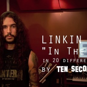 Linkin Park - In the end 20가지 버전으로 부르기(Ten Second Songs 20 Style Cover)